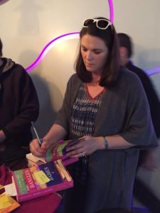 Pardon My French Book Signing
